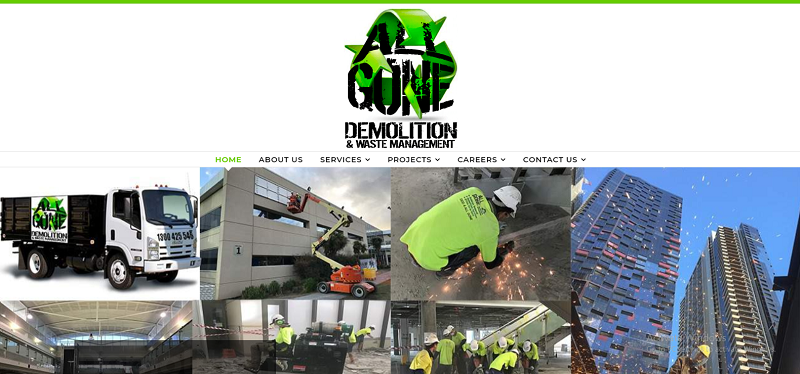 Local Demolition Companies Melbourne