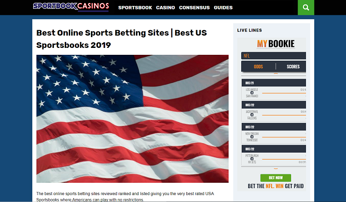 top sportsbooks.